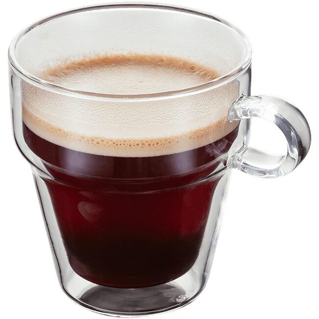 Judge 2 Double Wall Coffee Glass