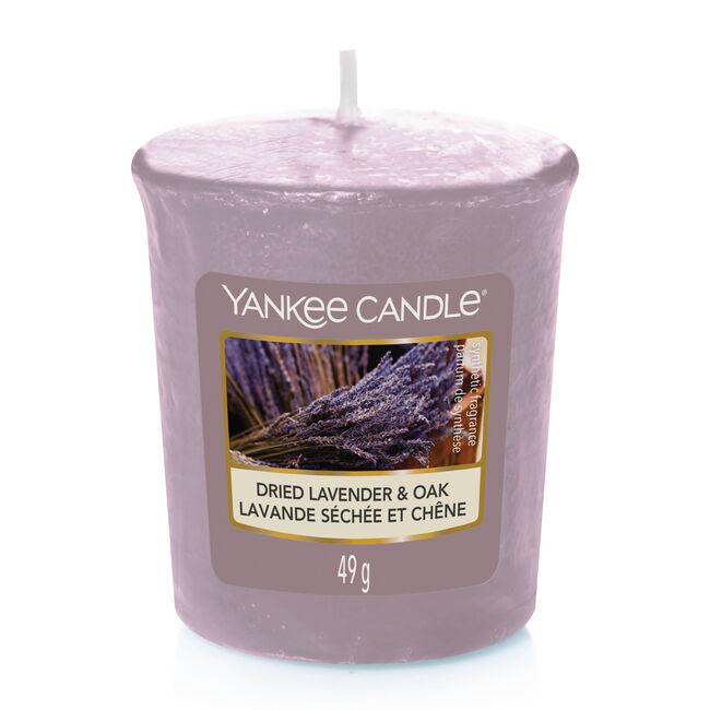 Yankee Candle Dried Lavender & Oak Votive