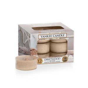 Yankee Candle Driftwood Tea Lights