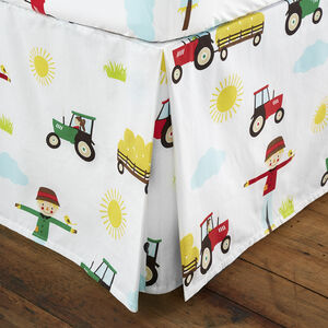 FARM FRIENDS Single Platform Valance