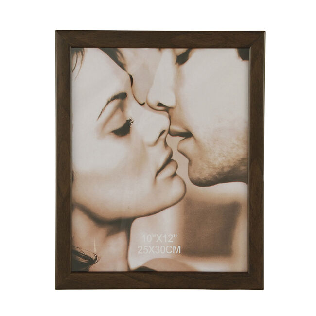 Brown Photo Frame 10x12""