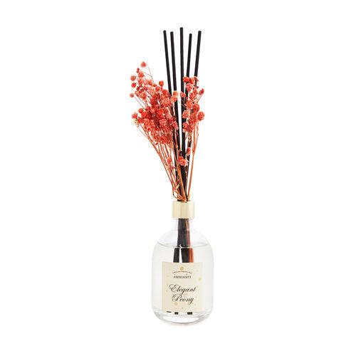 Ambianti Dried Flower Elegant Peony Reed Diffuser