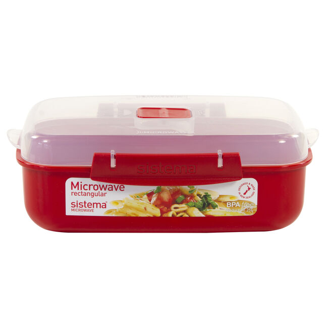 Sistema Microwave Container 1.25L