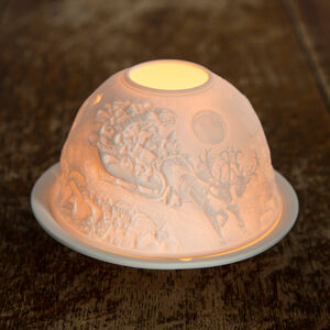Cashel Living  Sleigh Ride Candle Holder