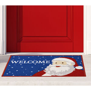Jolly Santa Doormat 40 x 60cm