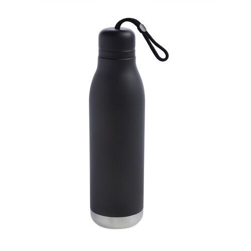 BodyGo Double Wall Loop Bottle 500ml - Black