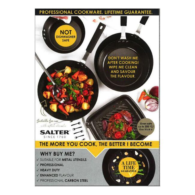 Salter Black Pan For Life 28cm