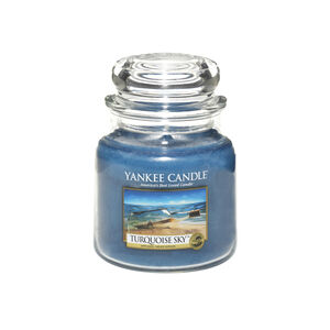 Yankee Candle Turquoise Sky Medium Jar
