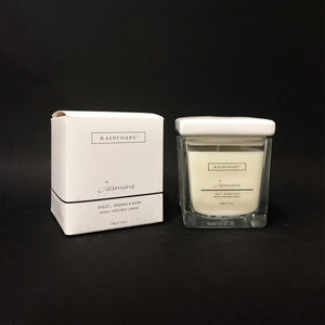 Raincoast Jasmine Ceramic Scented Candle