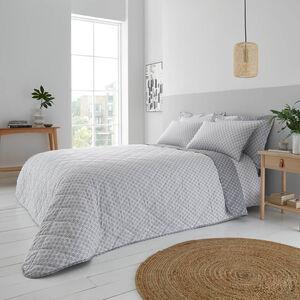 Cody Bedspread 200x220cm - Grey