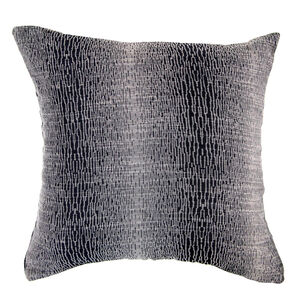 Interlock Black/Bronze 58cm x 58cm Cushion