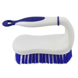 Gleam Clean Easy Grip Scrubbing Brush