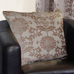 Shelbourne Beige Cushion 58cm x 58cm