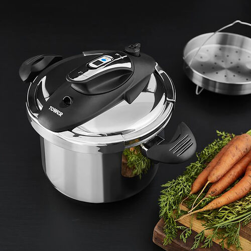 Tower Ultima On Touch Pressure Cooker 6L