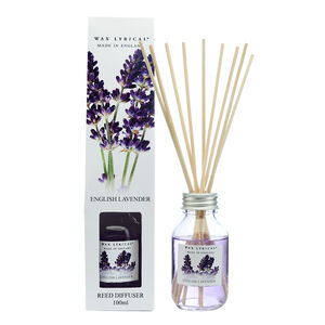 English Lavender 100ml Reed Diffuser