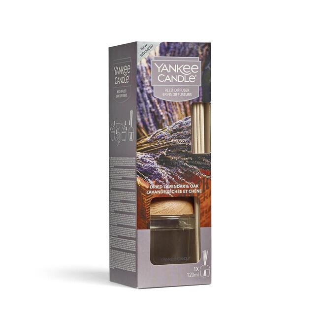 Yankee Dried Lavender & Oak Reed Diffuser