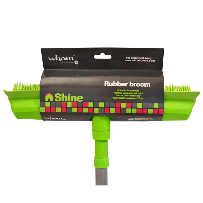 Wham Shine Extending Rubber Brush
