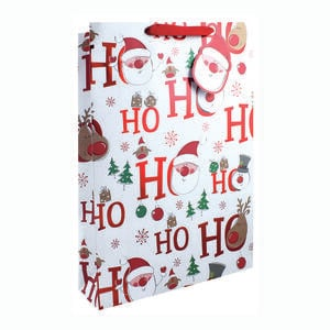 Extra Large Hohoho Gift Bag