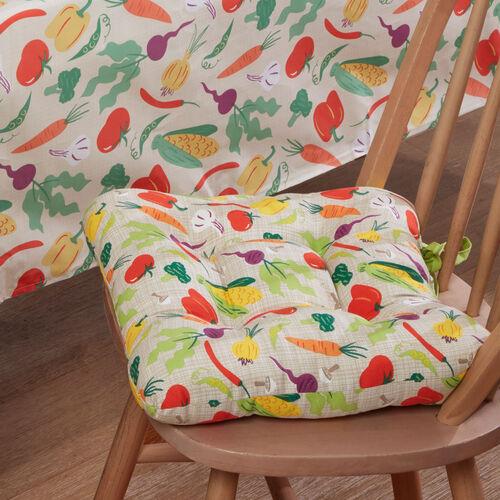Veggie Patch Seat Pad