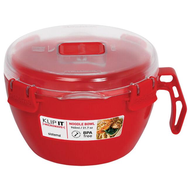 Klip It Microwave Noodle Bowl