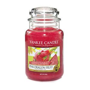 Yankee Pink Dragon Fruit Large Jar
