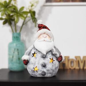 Lightup Santa with Stars