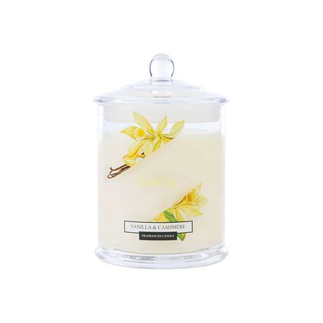 Colony Vanilla & Cashmere Candle 12.6oz