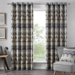 FLATIRON NAVY 66x54 Curtain