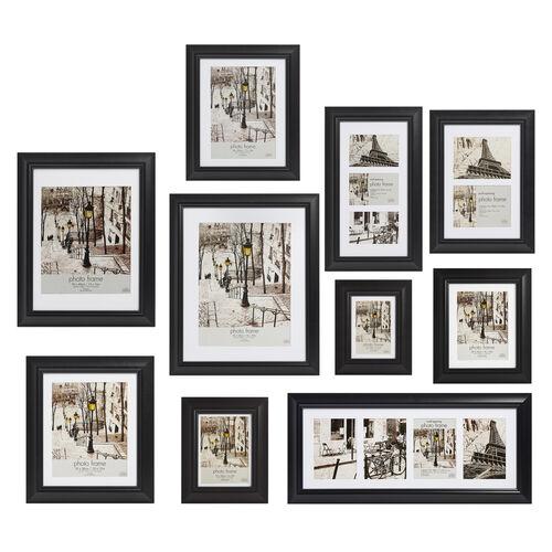 12x16 SIMPLY BLACK Photo Frame