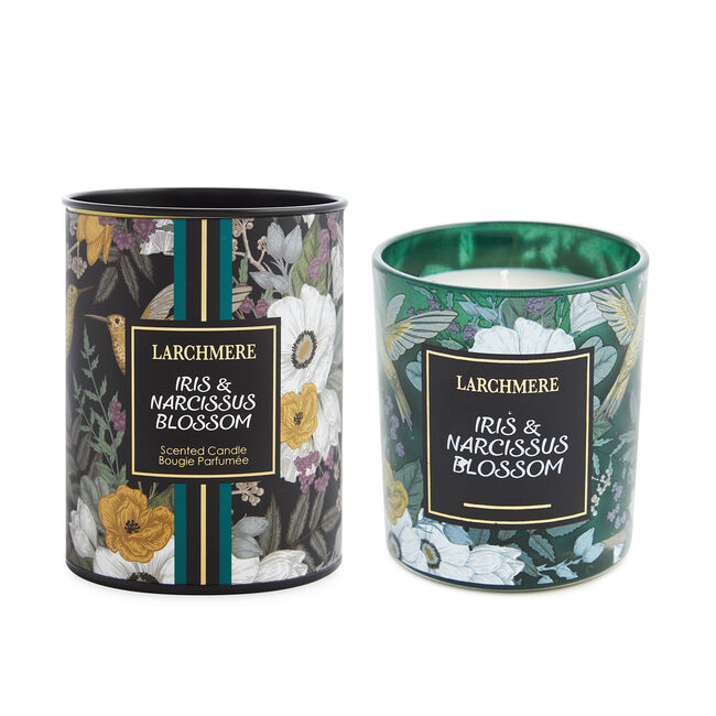 Larchmere Iris & Narcissus Blossom Scented Candle