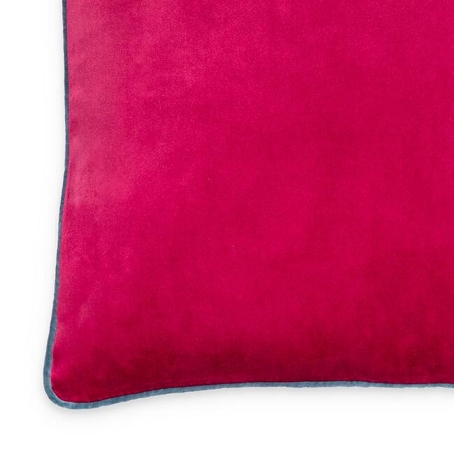 Naomi Cushion 58x58cm - Raspberry