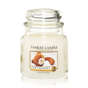 Yankee Candle Soft Blanket Medium Jar