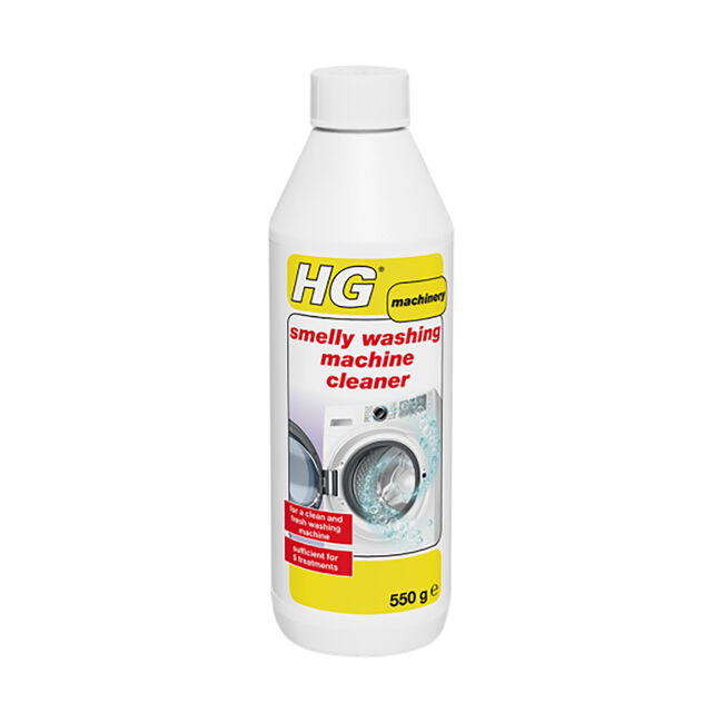 HG Smelly Washing Machine Cleaner 550g