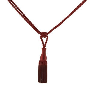 Elegance Small Rope Wine Tieback