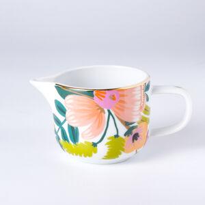 Atelier 75 Tropical Pink Flower Milk Jug