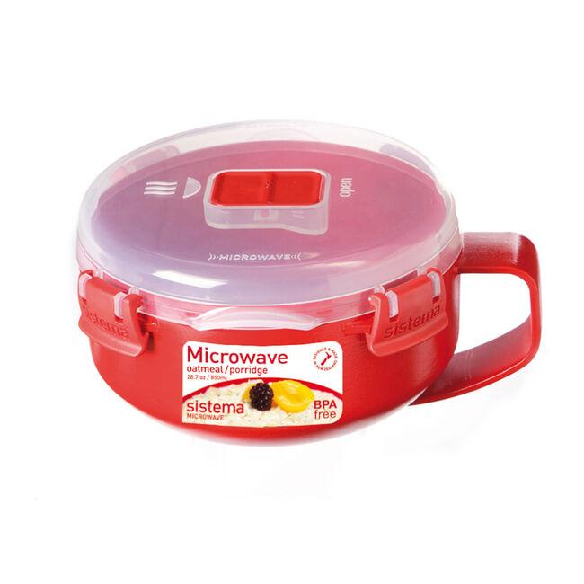 Klip It Porridge Bowl 656ml