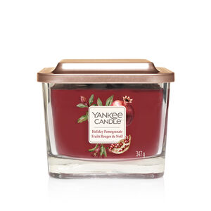 Elevation Holiday Pomegranate Medium Jar