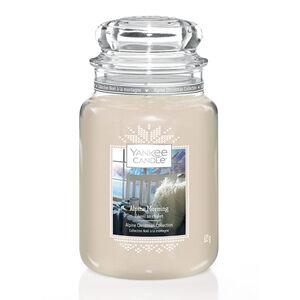 Yankee Candles Alpine Morning Large Jar