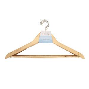 Northern Shore Wooden Hangers 5 Pack