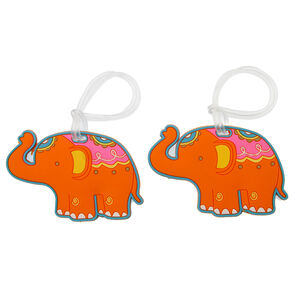 Kids 2 Piece Luggage Tag