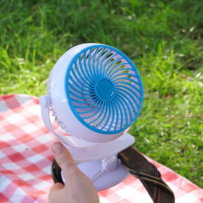 Chill Max Go Fan - White