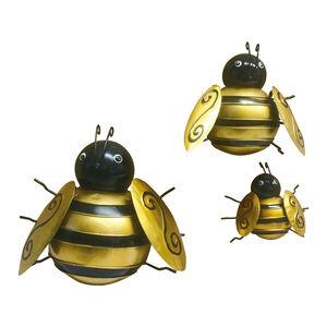 3D Bees Garden Wall Art
