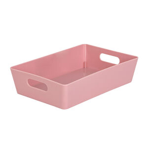 Studio Rectangular Basket 2L - Pink