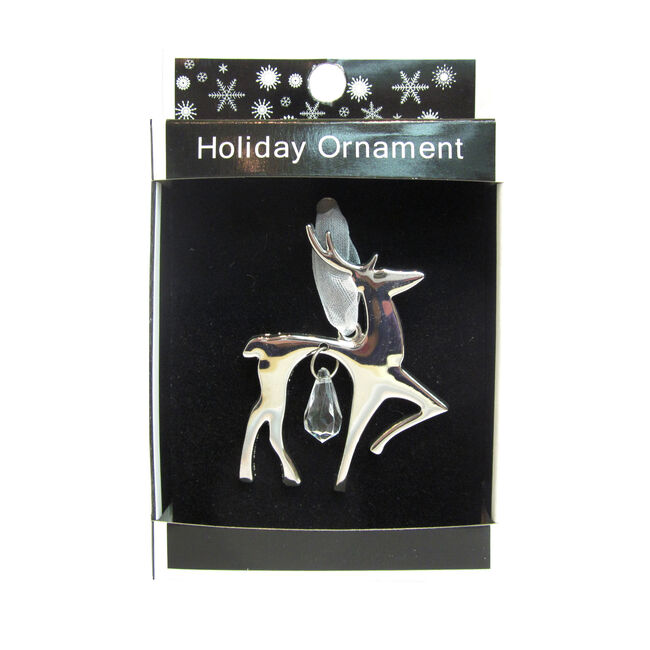 Holiday Collection Reindeer Ornament