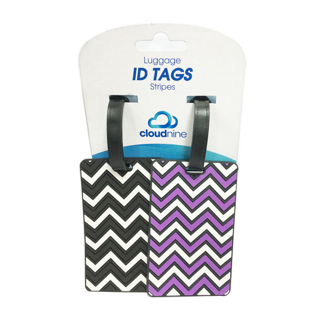 Luggage ID Tags Stripes