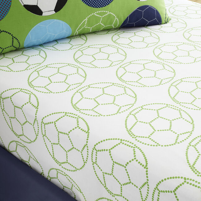 PLAY BALL Junior Bed Fitted Sheet