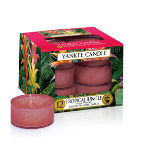Yankee Candle Topical Jungle Tea Lights