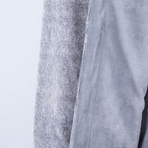 Nicole Day Beatrix Grey Throw 130cm x 170cm