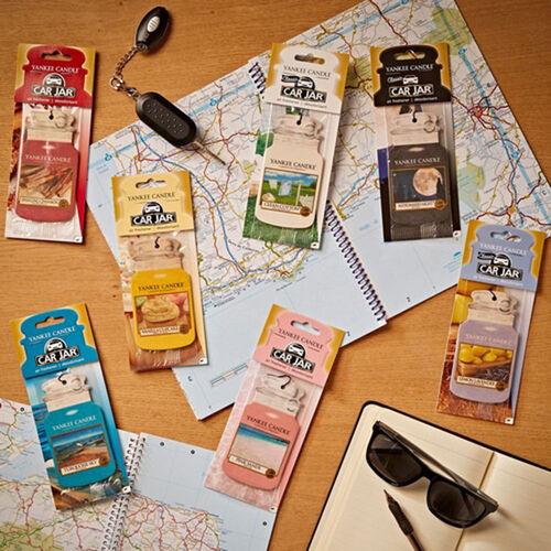 Yankee Candle Pink Sands Car Jar