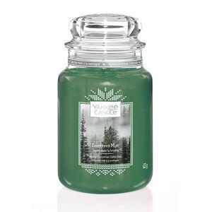 Yankee Candles Evergreen Mist Large Jar